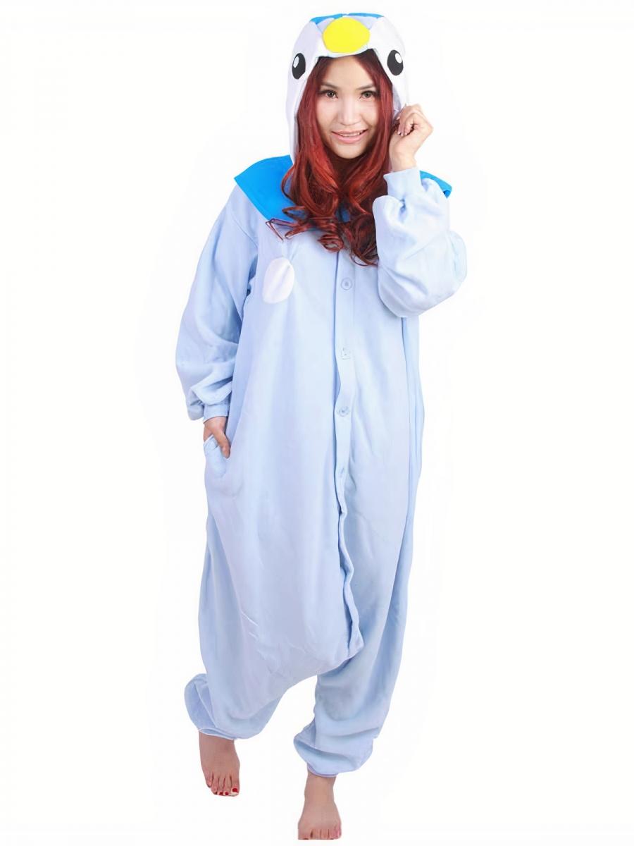 Кигуруми «Голубой пингвин» KR-1066