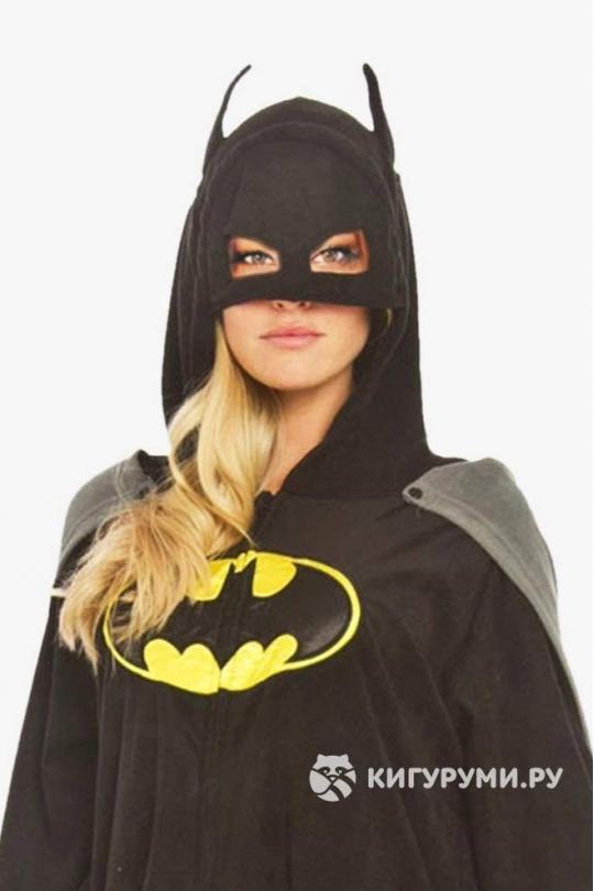 Кигуруми «Бэтмен»