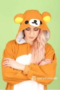Кигуруми «Медведь»