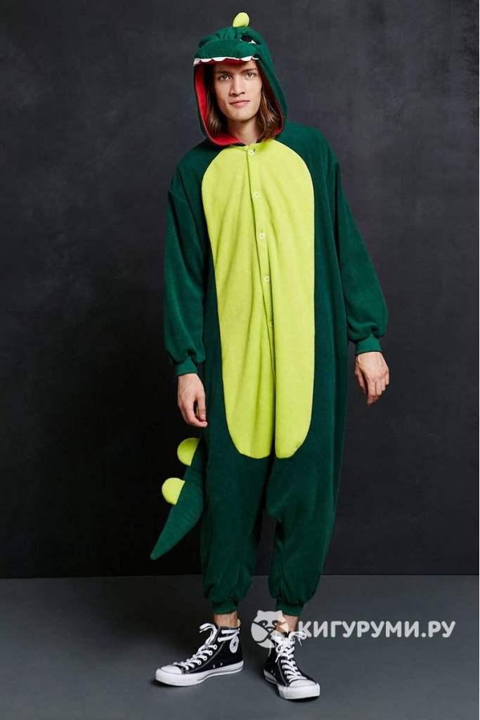 Кигуруми «Динозавр»