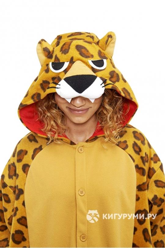 Кигуруми «Гепард»