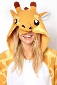 Кигуруми «Жираф»