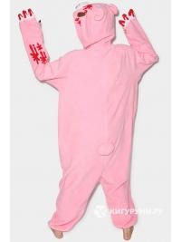 Кигуруми «Розовый кошмар»