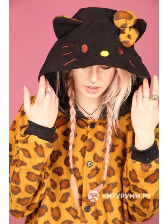 Кигуруми «Хэлло Китти леопард»