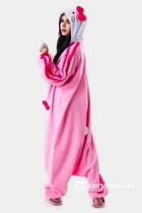 Кигуруми «Хэлло Китти розовая»