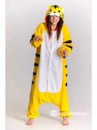 Кигуруми «Тигр желтый»