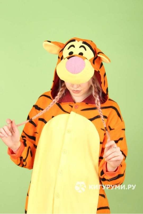 Кигуруми «Тигра»