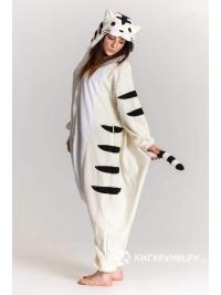 Кигуруми «Белый тигр»