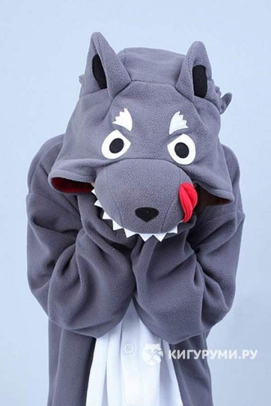Кигуруми «Волк»