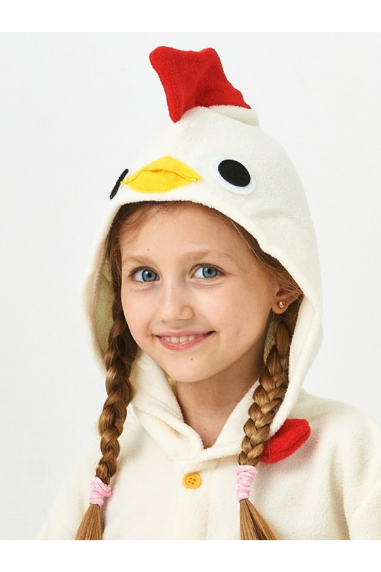 Кигуруми детский «Цыпленок»