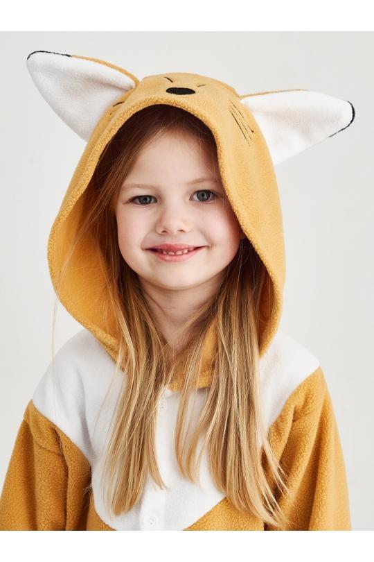Кигуруми детский «Лиса»