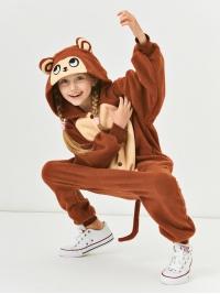 Кигуруми детский «Обезьяна»