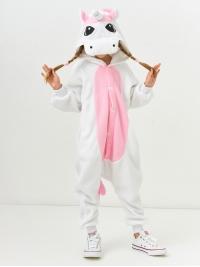 Кигуруми детский «Пегас розовый»