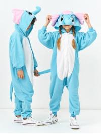 Кигуруми детский «Слоник»