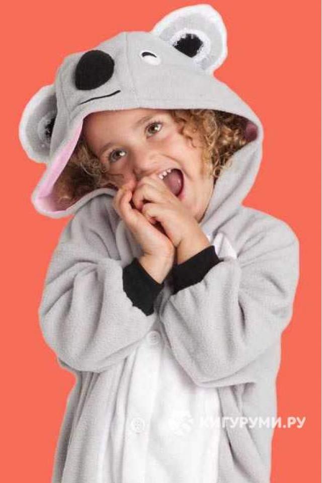 Кигуруми детский «Коала»