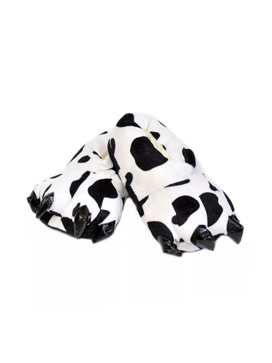 Тапки-лапки «Корова»