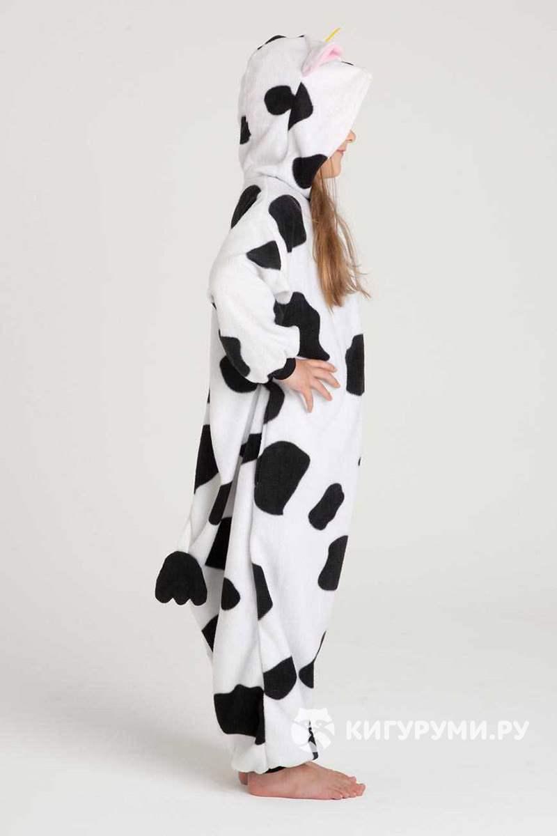 Кигуруми детский «Корова» 7d3f4dbbfd294